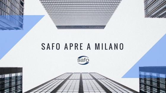 SAFO apre a Milano
